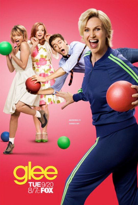 GLEE - First Look: Saison 3