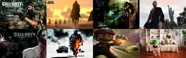 Bienvenue à tous les gamers et gameuses !