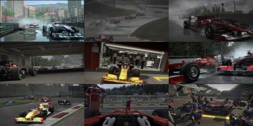 Test de F1 2010