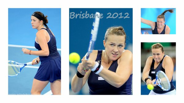 Brisbane International 2012