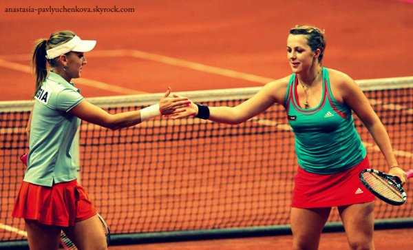 Fed Cup: Russia-Serbia 2-3