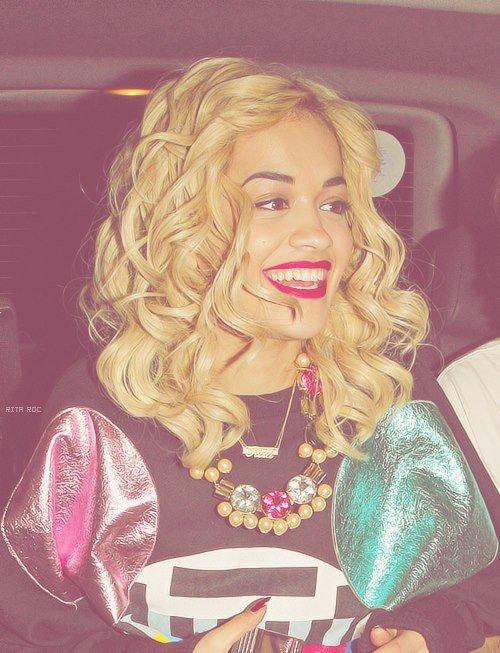 Rita Ora - What Makes You Beautiful (2012)
