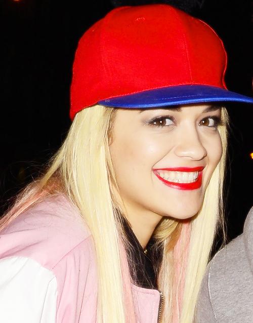 Rita Ora 2013