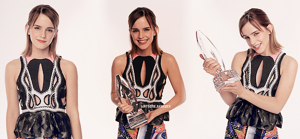 Emma - 9 janvier - People's Choice Awards 2013 :