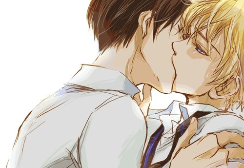 Kyoya and Tamaki <3 Je suis Devenue Fan de se couple !