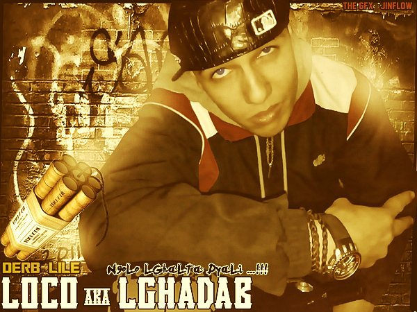 NeW SoNG oF LoCo A.Ka L'GhaDaB :