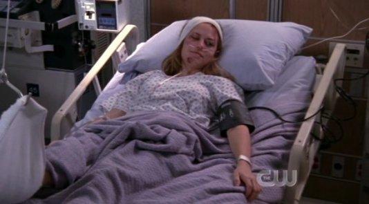 Chpitre 13 : Elle est à l'hôpital...