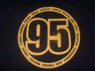 95 VAL-D'OISE: TOP 10 VILLES