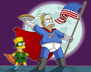 THE SIMPSONS !!!!!!!!