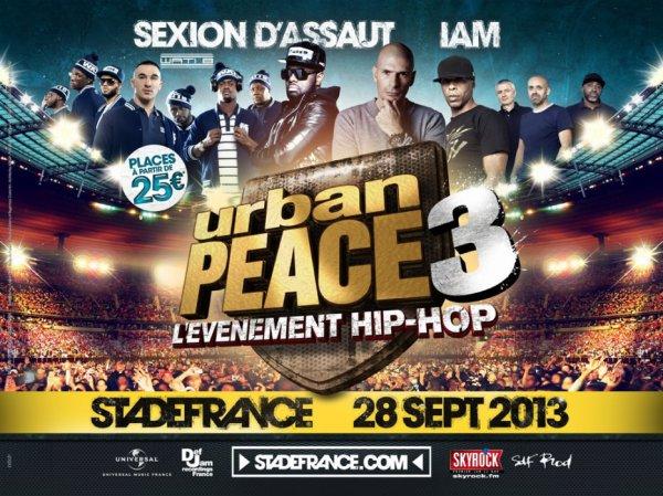 Urban Peace 3 SDA & IAM