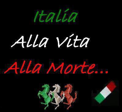ITALIA Alla Vita Alla Morte...