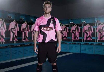 Le Nuove Maglie Della Juventus 2011/12