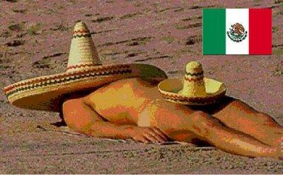 PROJET MAIL ART    LE MEXIQUE
