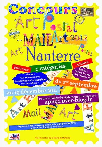 Concours d'Art Postal