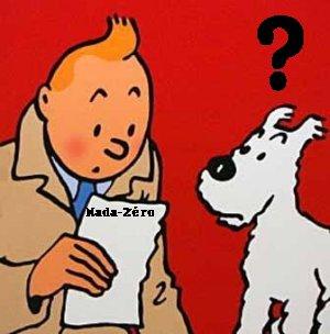 Tintin, Georges et le dragon
