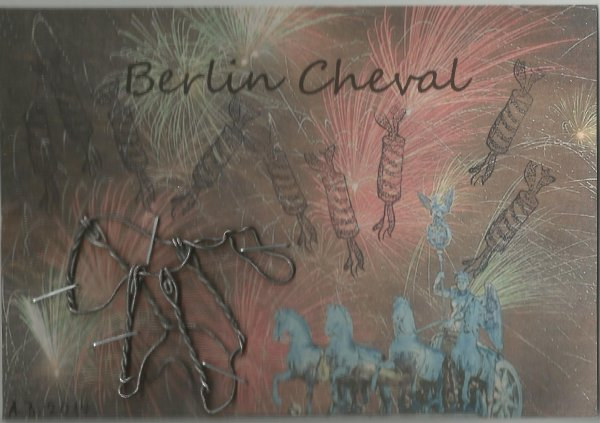 Angela BEHRENDT (Projet Le Cheval)