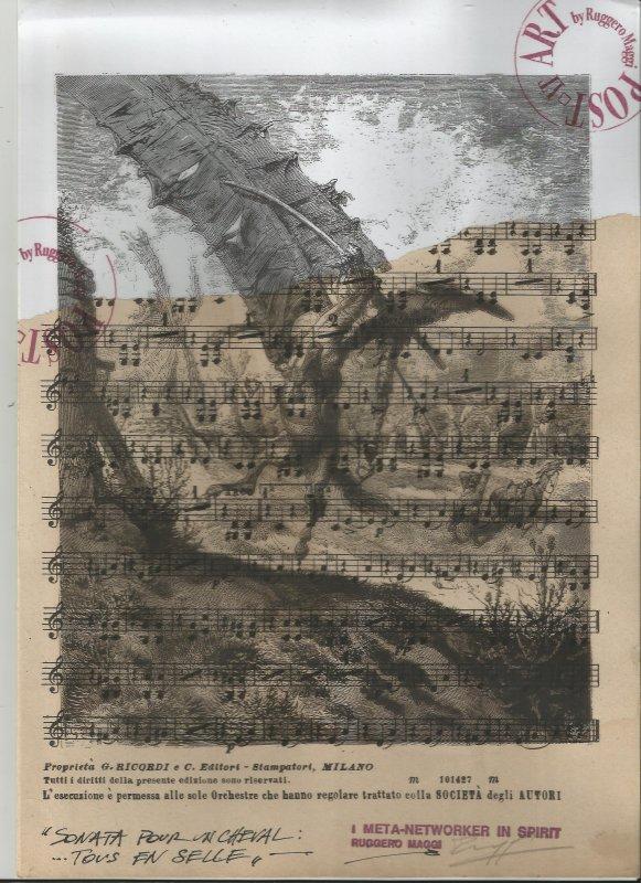 RUGGERO MAGGI (Projet Le Cheval)