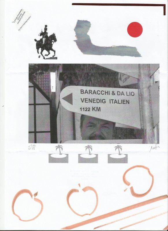 TIZIANA BARACCHI ( Thème le cheval)