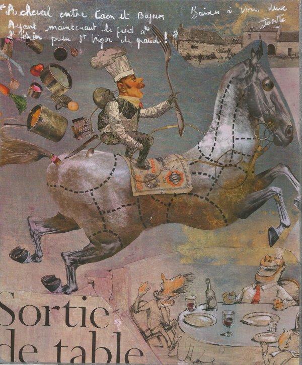 Josette SMET (Projet le cheval)