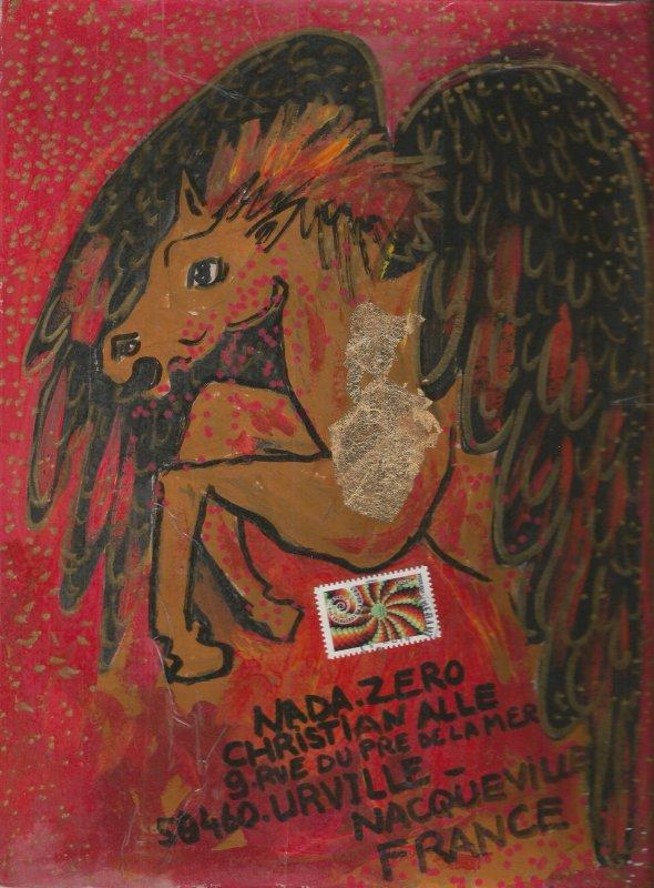 Cecile CARPENA (Projet : Le cheval)