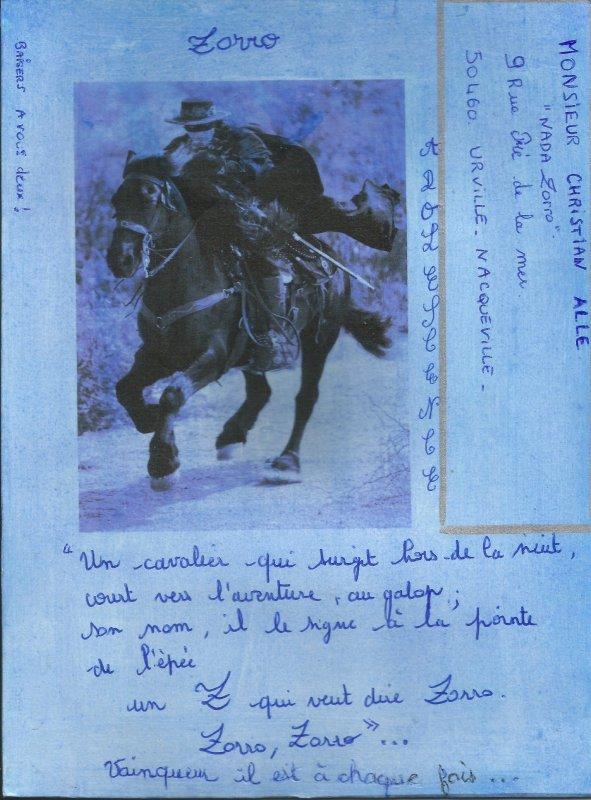 Josette SMET (Projet le cheval) Seconde participation.