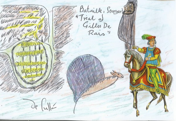 Daniel De Culla . Projet : Le cheval.