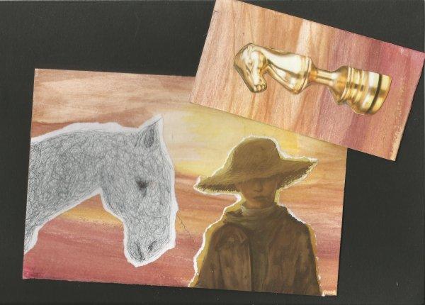 Eni Ilis (Projet : Le cheval)