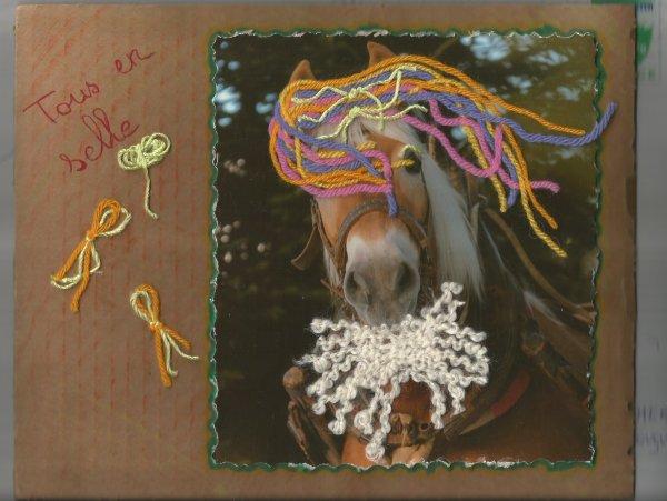 Cécile DUCHESNE (Projet : Le cheval)