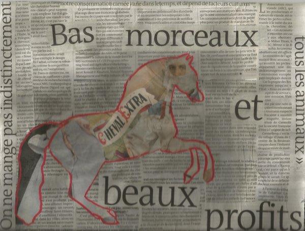 Pénélope (projet : le cheval)