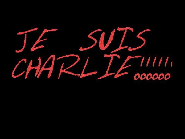Je suis CHARLIE!!!!