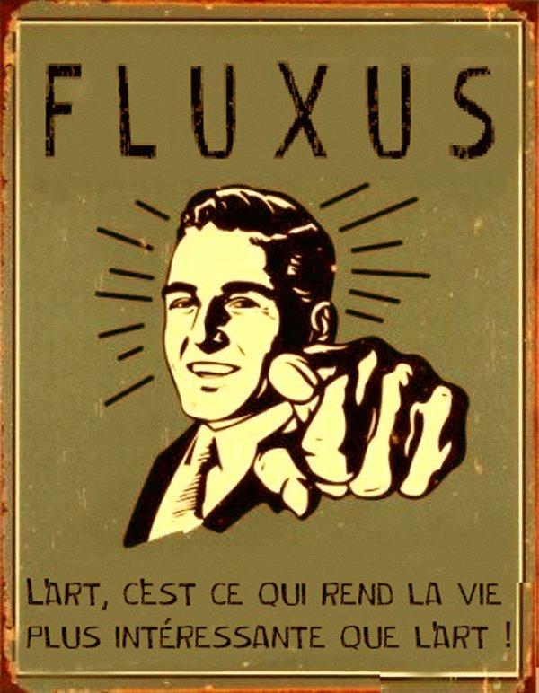 Vous avez dit FLUXUS ?