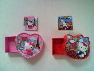 Hello Kitty Mcdonald S Toys : Hello kitty mcdonald s happy meal toy my hello kitty collection