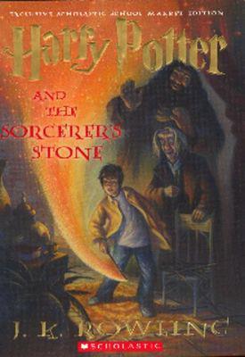 Nouvelle Couverture Pour Harry Potter Aux Etats Unis