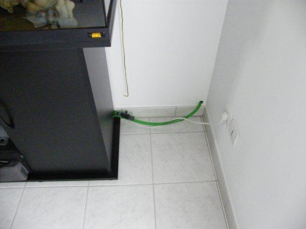 system de nettoyage et remise a niveau
