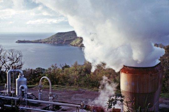 TRANSITION ÉNERGÉTIQUE  Plutôt que d'investir dans la géothermie, le gouvernement vend la seule centrale du pays au privé  PAR RACHEL KNAEBEL 10 FÉVRIER 2016
