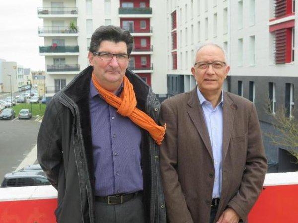 Indre-et-Loire - Joué-lès-Tours - Économie Ils veulent s'impliquer pour le site Michelin