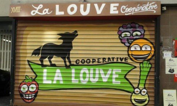 La Louve, 1er supermarché coopératif de France, va ouvrir cet automne !