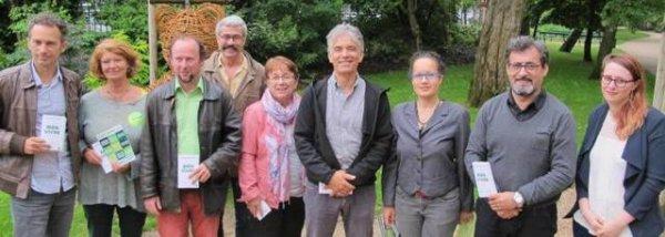 Actualité Politique Indre-et-Loire Les écologistes font bloc