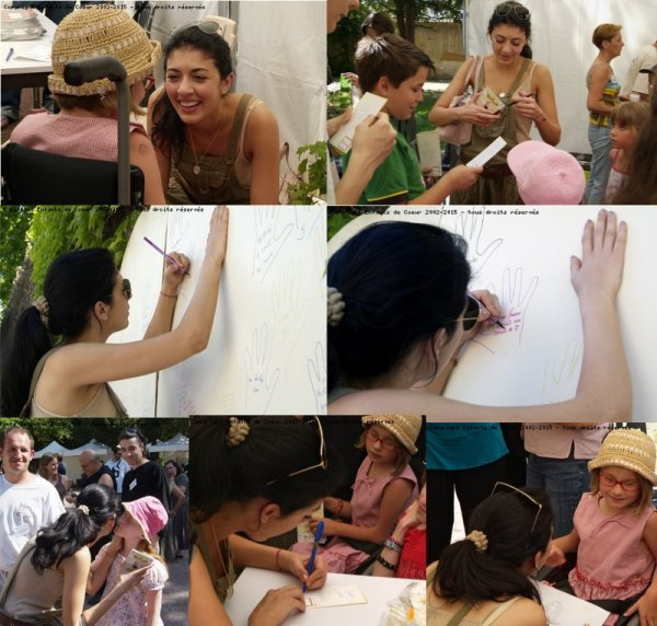 ASSOCIATION ENFANTS DE COEUR (25/06/2006)