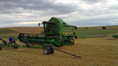 Demonstration jd t550