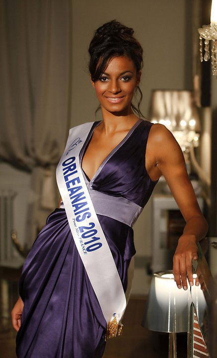Interview de Chanel Haye, Miss Orléanais 2010