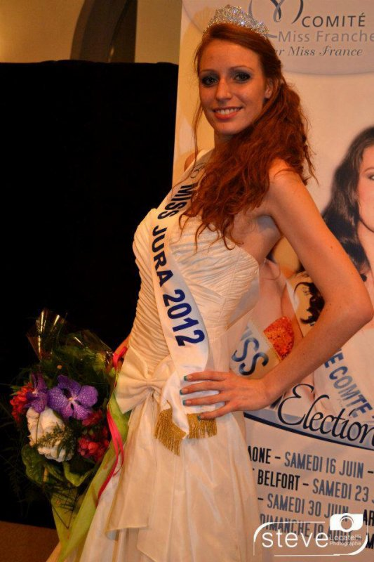 Interview de Zoé Briswalder, Miss Jura 2012