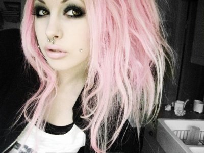 BEAUTY: Pinkalicious Hair