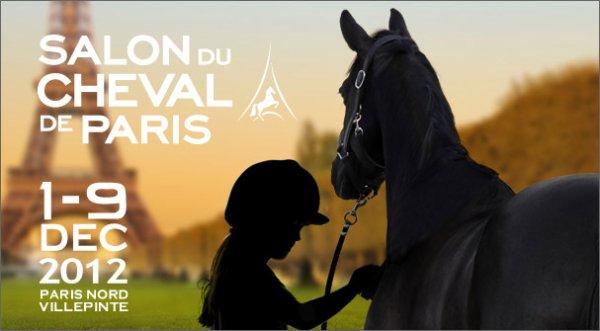Salon du Cheval de Paris 2012