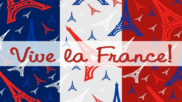 VIVE LA FRANCE ! ! ! ! !