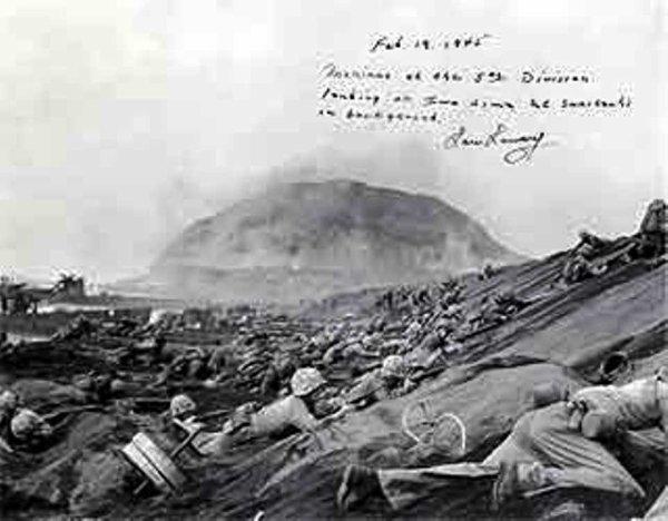 hommage au débarquement du 6 juin