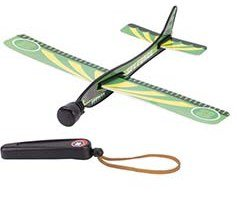 Avion à catapulter- vert-
