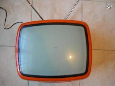 Téléviseur annee 70