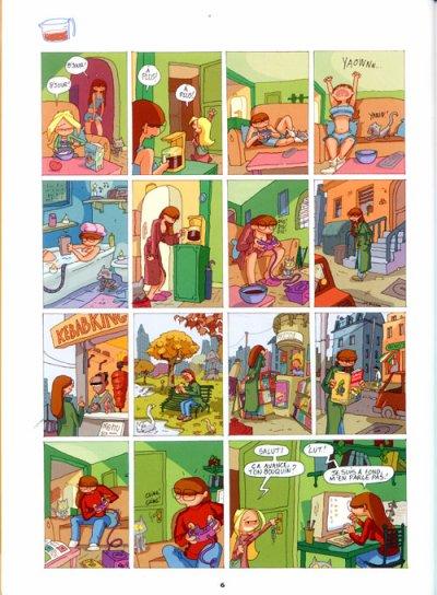 LOU! bande dessinée