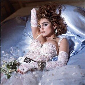 Madonna de 80's a debut 90's